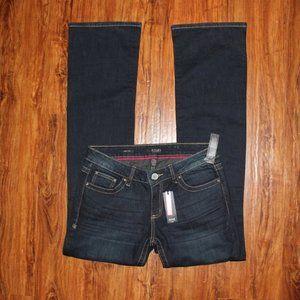 NWT a.n.a. Lower Rise Slim Fit Boot Cut Jeans 10 L